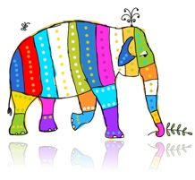 StripedElephant