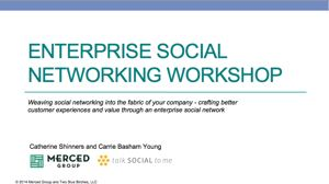ESN Workshop