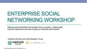 ESN Workshop